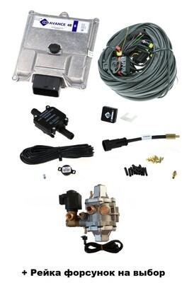 Комплект EG AVANCE 48 OBD 6 цил. (Метан)