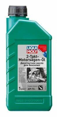 LIQUI MOLY 2-Takt-Motorsagen-Oil 1 л Масло для садовой техники