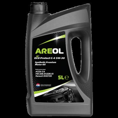 AREOL ECO Protect C-4 5W-30 (5L) 5W30AR125