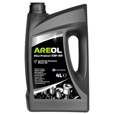 AREOL Max Protect 5W-40 (4L) 5W40AR010