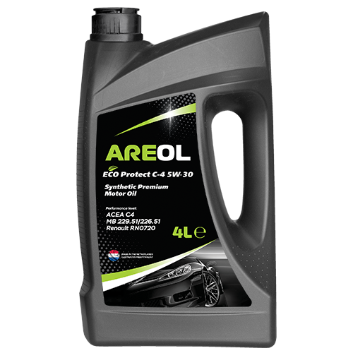 AREOL ECO Protect C-4 5W-30 (4L) 5W30AR124