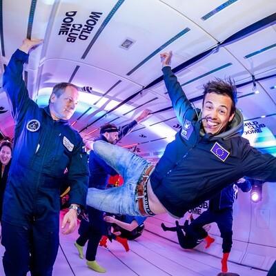 Zero Gravity Platinum Flight Jacket