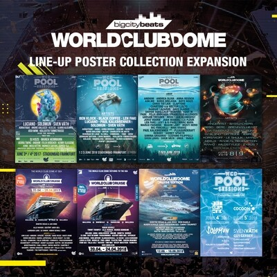 LINE UP POSTER EXPANSION
