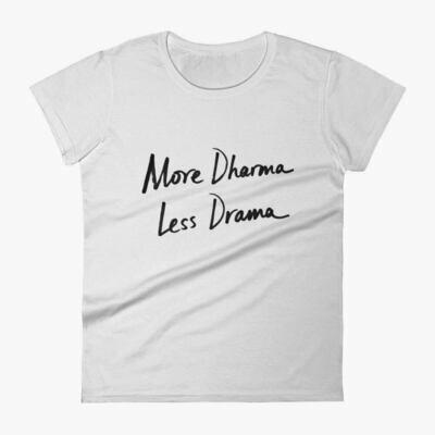 T.shirt Less/More