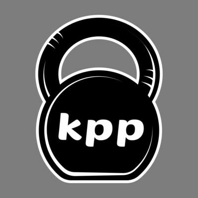 KPP Kettlebell sticker