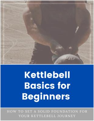 Kettlebell Basics for Beginners Ebook