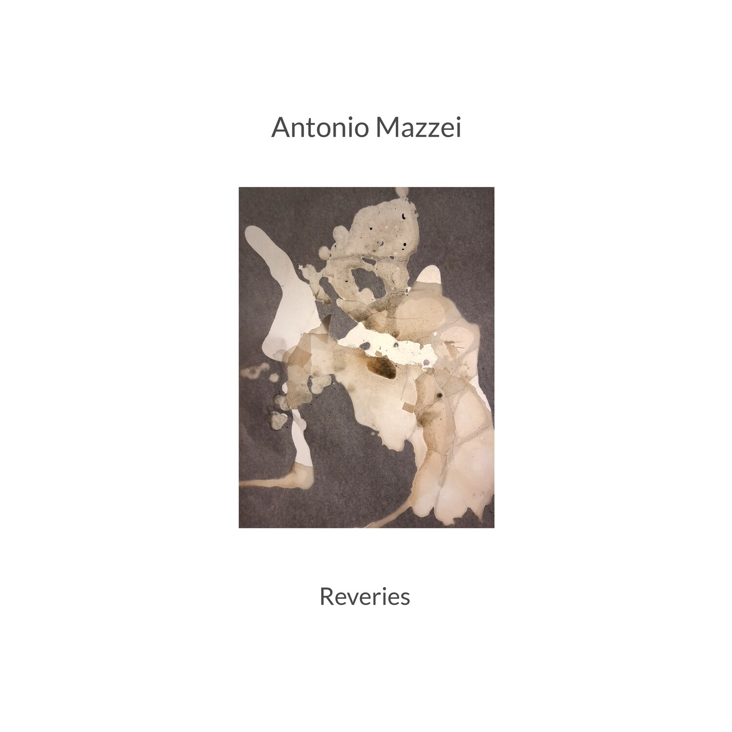 [CD] Antonio Mazzei | Reveries