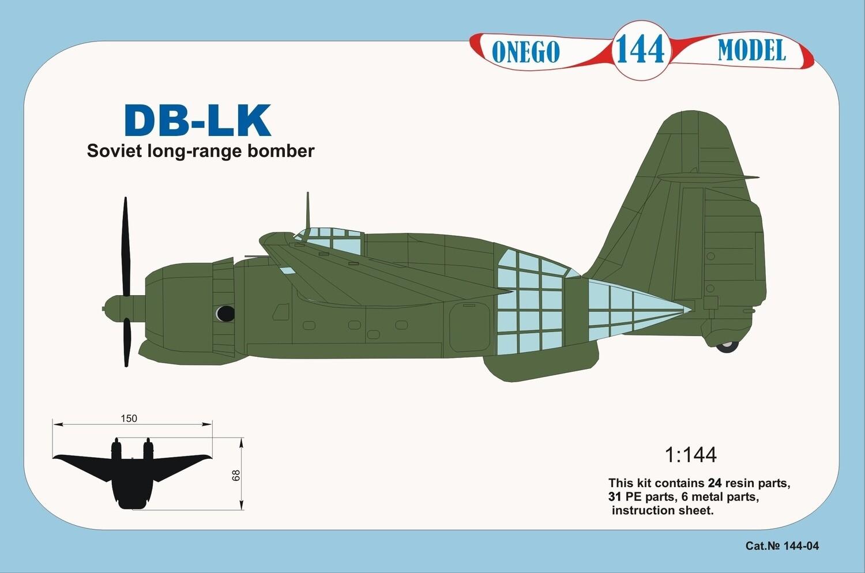 Onego Models 1/144 DB-LK