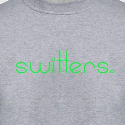 Switters Branded fluo // SWEATER