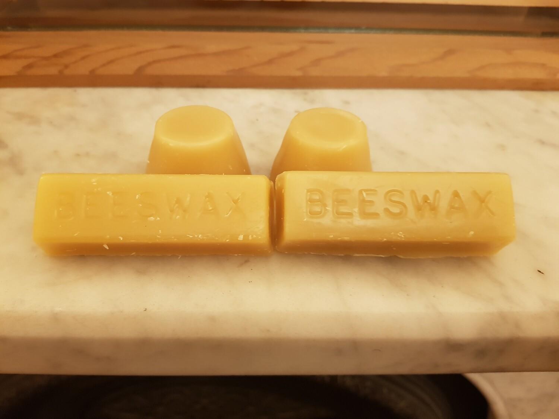 Beeswax Block - 1oz