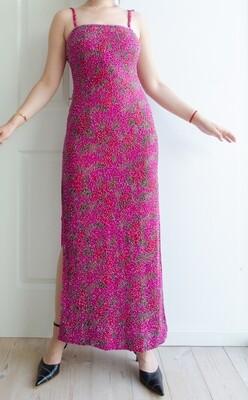 Beaded vintage gala dress