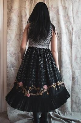 Secondhand luxury dress Manoush