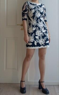 HUNZA secondhand luxury dress M