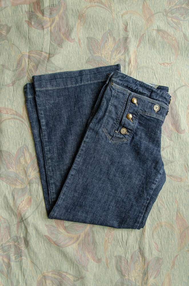 Burberry denim jeans L