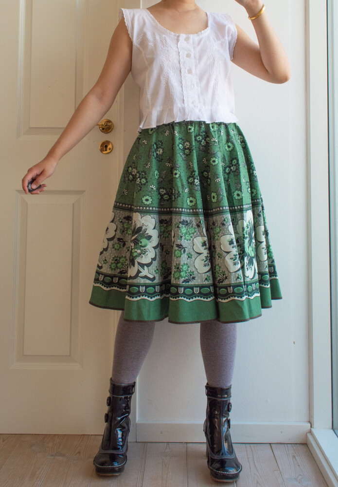 Redesign cotton skirt S/M