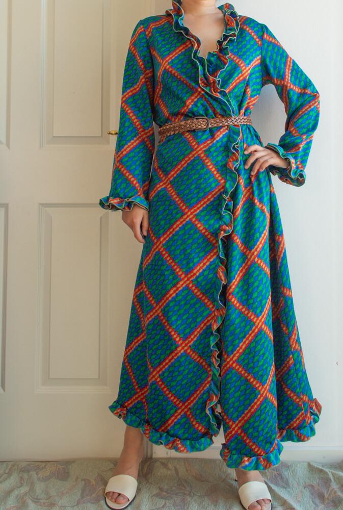 Retro robe M/L
