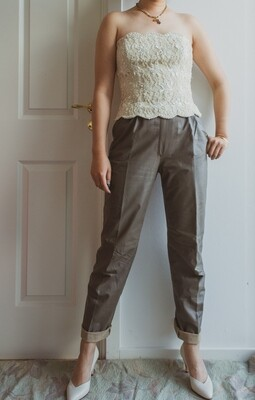 Leather pants S/M
