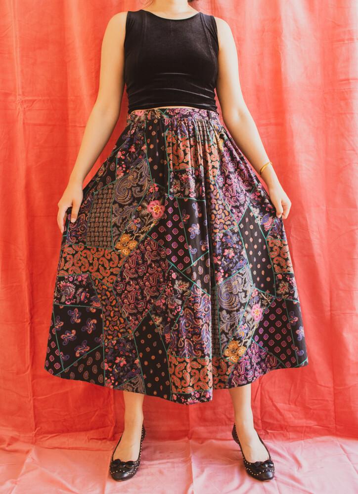 Retro Gerry Weber skirt M/L