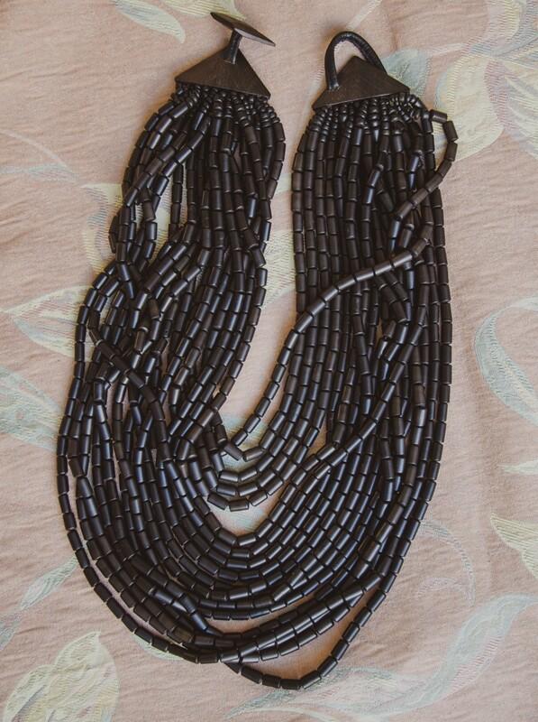 Statement necklace 47cm