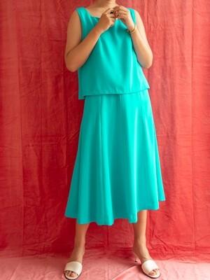 Turquoise blue set L/XL