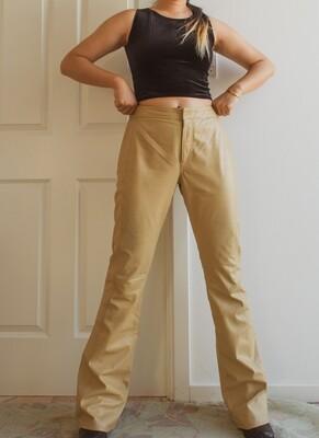 Levis leather pants W30L34