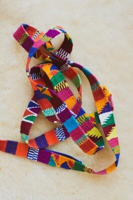 Exotic belt