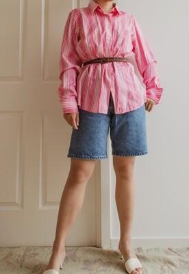 Pink blouse L/XL