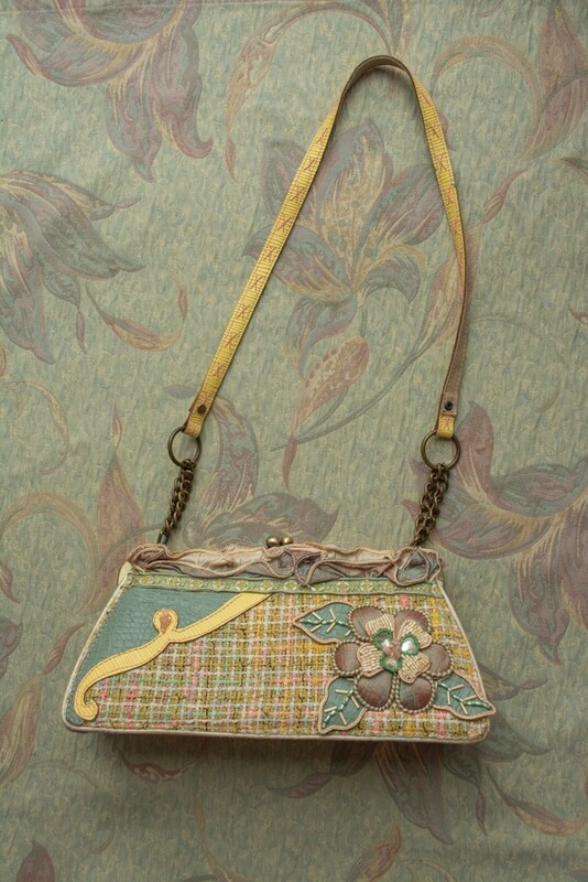 Mary Frances designer bag