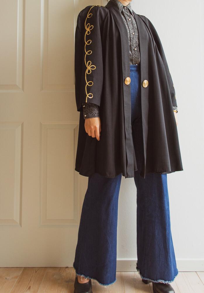 80s drama coat M/L/XL