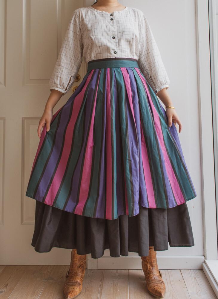 Drama skirt L
