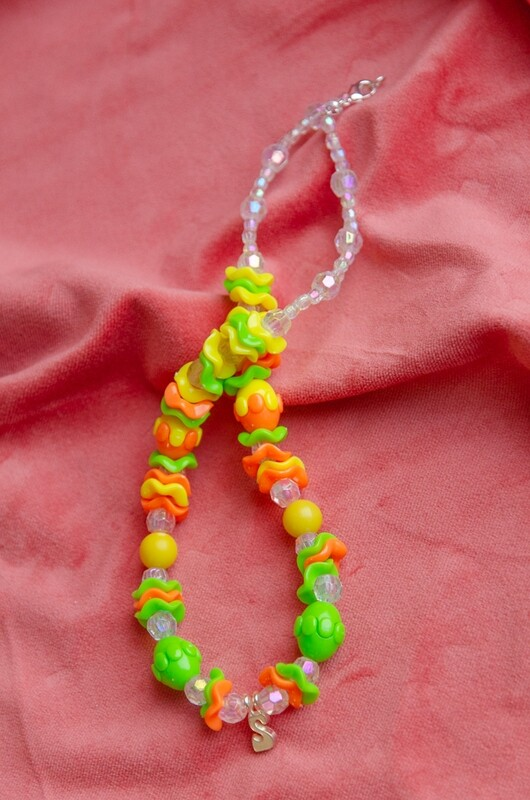 RV remade necklace S