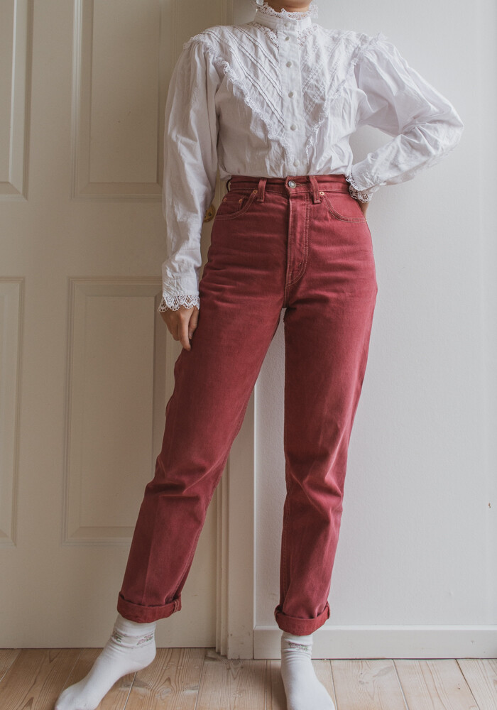 Red Levis 881 S/XS