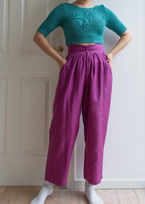 Magasin silk pants XS/S