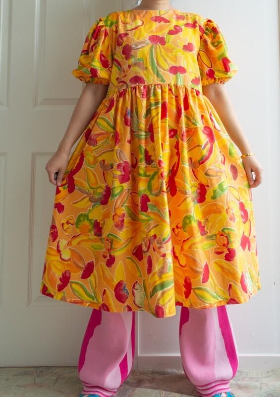 Remade Elisabeth test dress L