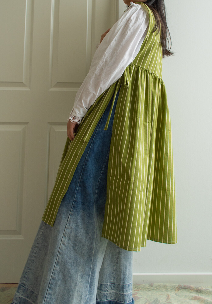 (Reserved )Remade Alice green XS/S/M