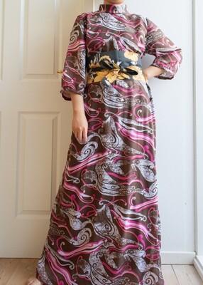 Maxi elegant dress L/XL
