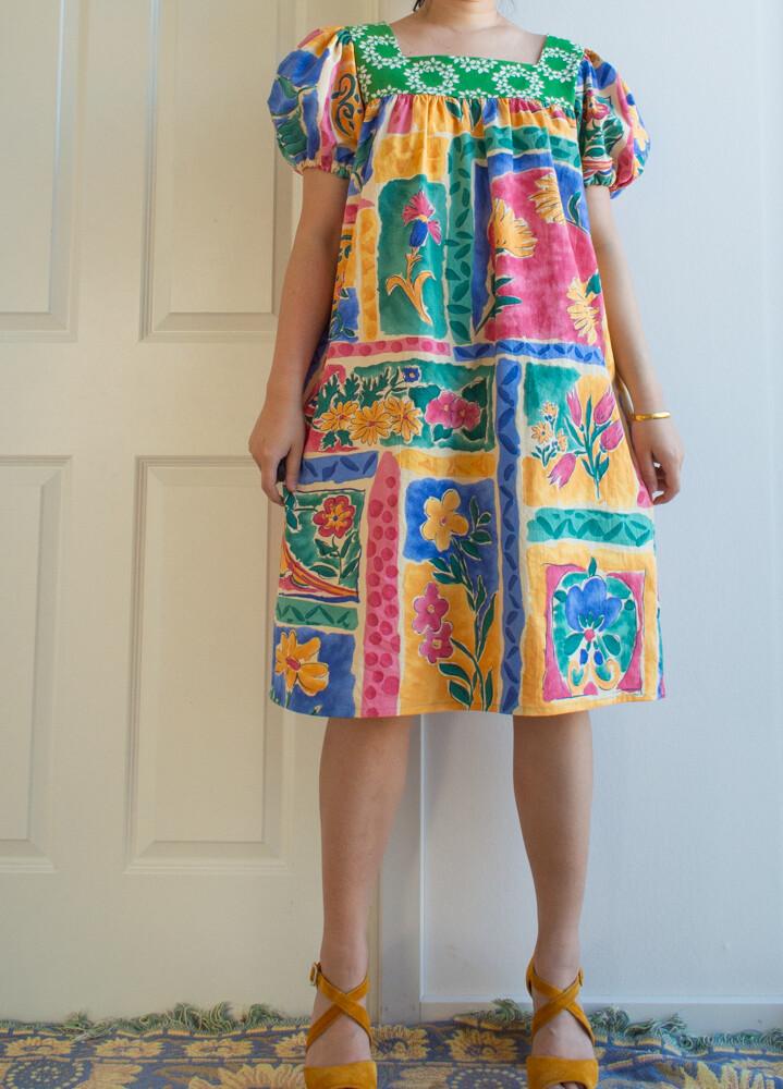 INTRO: Gerda short dress