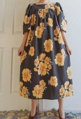 Gerda dress maxi S/M