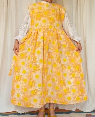 Alice redesign yellow dress L/XL/XXL