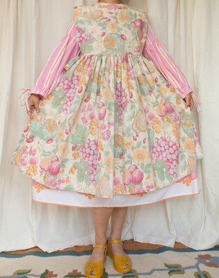 Alice redesign dress cream white XS/S/M