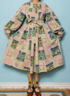 Redesign Elisa dress childhood