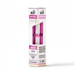 Sour Diesel CBD E-Pen with Terpens (50mg)