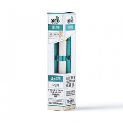Gelato CBD E-Pen with Terpens (50mg)
