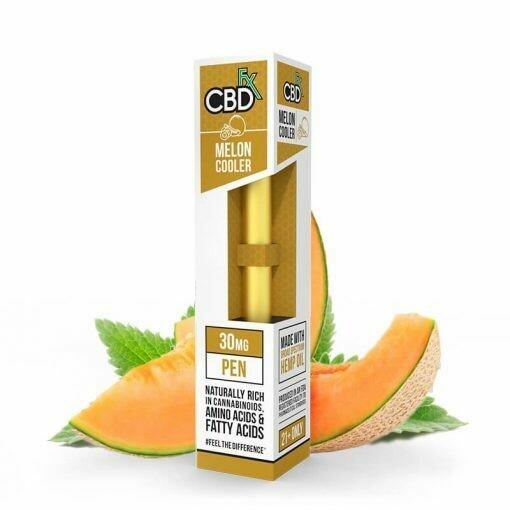 CBD Vape Pen - Melon Cooler