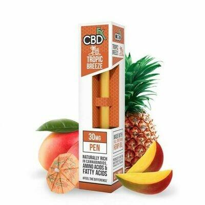 CBD Vape Pen - Tropic Breeze