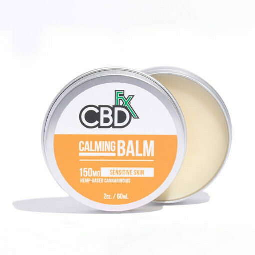 CBD Calming Balm 150mg (60ml)