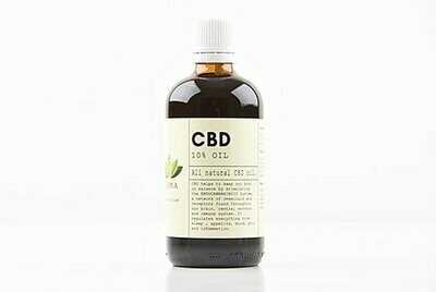 Reinvigorating CBD Oil  - 10% (20ml)
