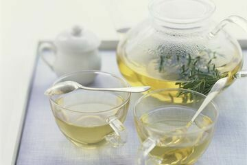 Whole Plant Organic CBD Tea (50 grams)