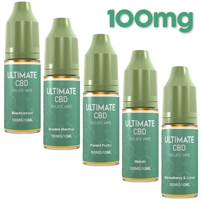 Ultimate CBD 100mg (10ml)