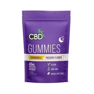 CBDfx Gummies - For Sleep (Pouch Of 8)